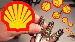 Шелл & бензин/свечи и не заводящаяся машина! Претензия в  Shell