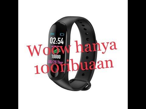 Smartband M3 Smart Bracelet M3 M Band 3 Youtube