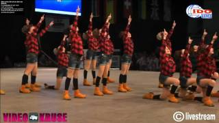 WORLD TAP CHAMPIONS - TIMBER