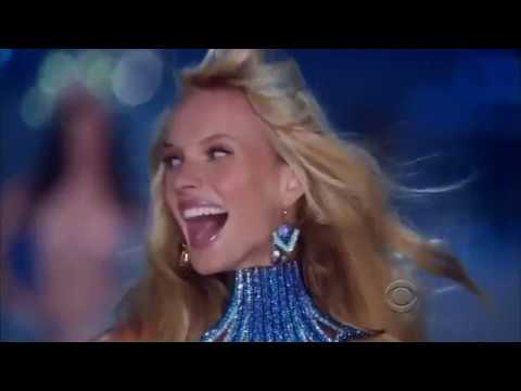 Victoria's Secret Fashion Show 2011 Adam Levine And Anne Vyalitsyna