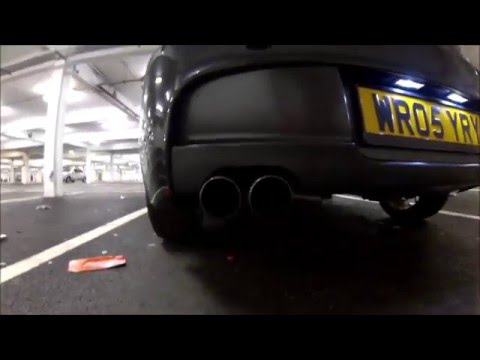 BMW 120d (e87) - Before and After - Milltek Exhaust
