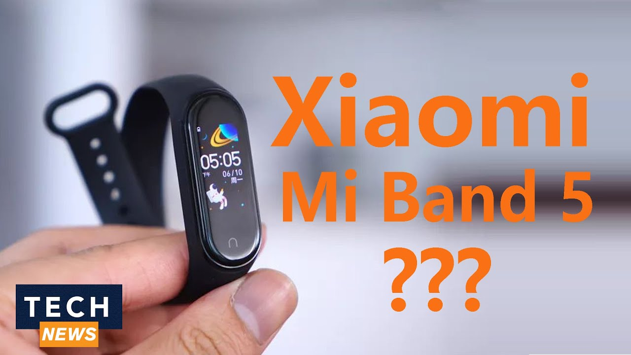 Xiaomi Mi Band 5 is Coming:All Rumors About Upgrade Features 2020 - Gearbest.com