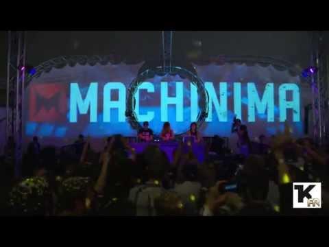 [HD720] Krewella Live Mix @ Machinima RECHARGE3 (12/6/13)