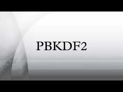 PBKDF2