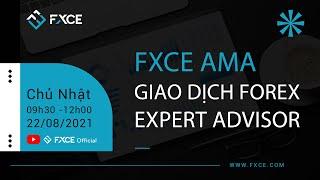 FXCE AMA - Giao Dịch Forex Tự Động Bằng EA (Expert Advisor)