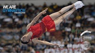 2018 Trampoline Worlds, St. Petersburg (RUS) - HIGHLIGHTS – Men's Trampoline – We Are Gymnastics !