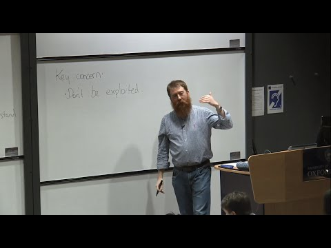 Oxford Mathematics 3rd Year Student Lecture - Mathematical Models Of Financial Derivatives