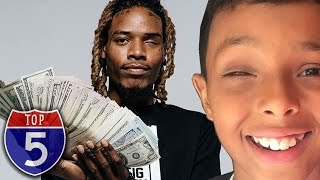 Top 5 Fetty Wap Strange Facts