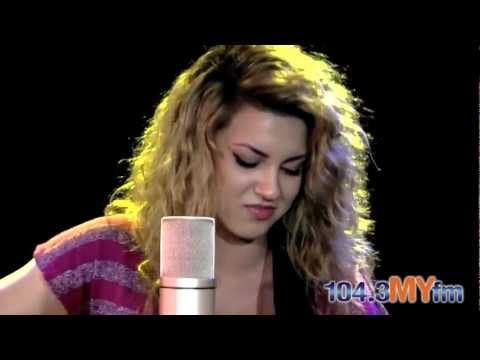 "Tori Kelly ""Stained"" Live Acoustic @ 104.3 MYfm"