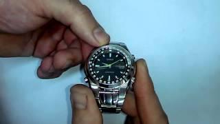 видео Часы на солнечной батарее