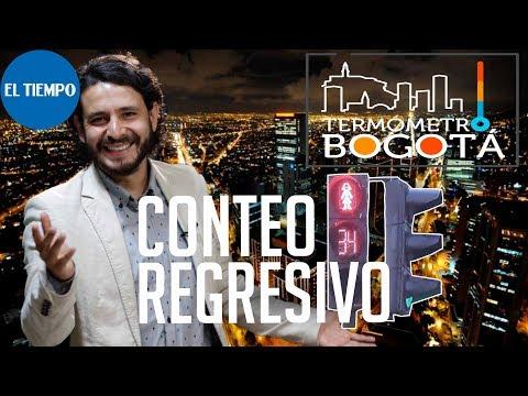 Bogotá, por fin con nuevos semáforos