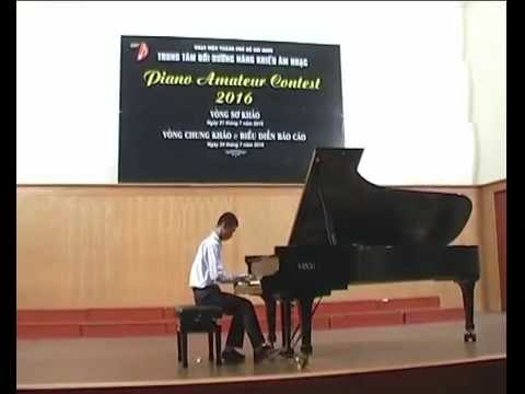 Amateur piano contest