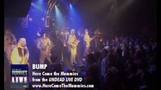 Watch Here Come The Mummies Bump video