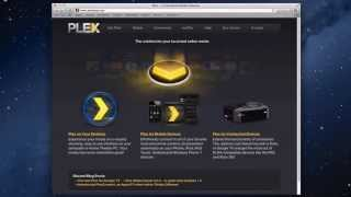 Plex Media Server Part 1: Installation & Set Up