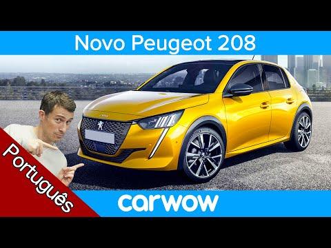 Novo Peugeot 208 Hatch 2020 - Veja por que eles é BEM mais legal que VW Polo ou Ford Fiesta