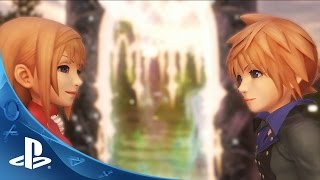 World of Final Fantasy - TGS 2015 Trailer | PS4, PS Vita