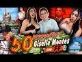 Giselle Montes, 19 años PIBONAZO   Sus más INTIMAS CONFESIONES. 50 preguntas con F***L F***Z