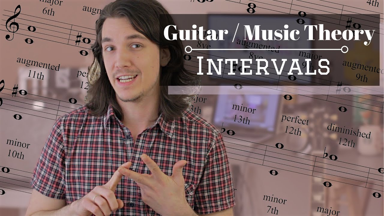 intervals in music theory pdf