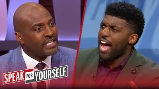 Wiley & Acho discuss the double-standard between NBA teams & stars | NBA | SPEAK FOR YOURSELF
