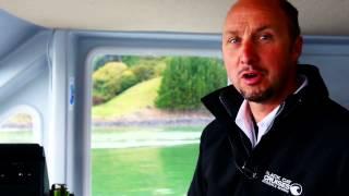 Akaroa Black Cat Cruise Sea Princess video