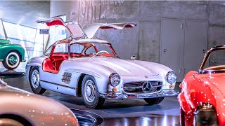 Mercedes Benz Museum Reopens and its Amazing!!