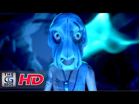 """CGI 3D Animated Short: """"Thaumatrope"""" - by Objectif 3D students 