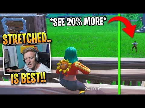 Tfue Shows Us Why Stretch Res is UNBEATABLE in Fortnite!