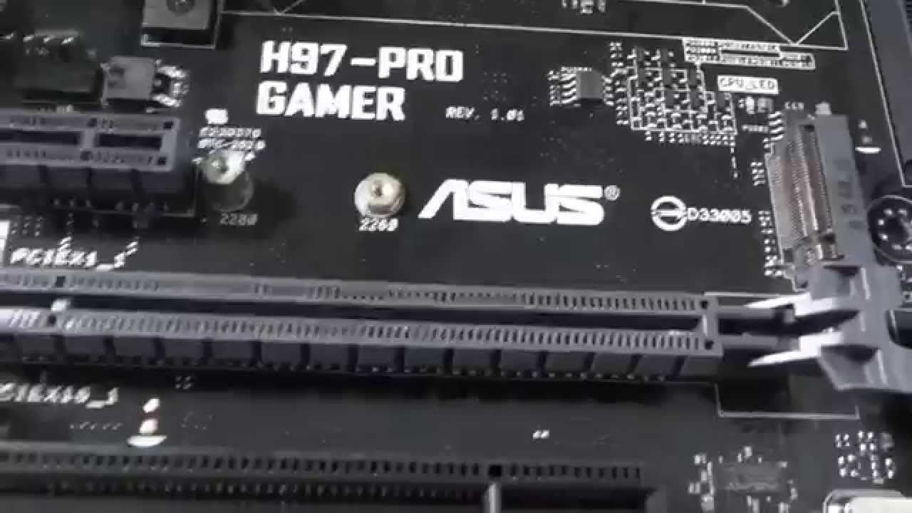 M 2 Sata Ssd Installation Guide Shown With Kingston Sm2280s3  120g