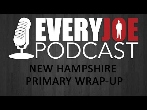 New Hampshire Post Game Show (EveryJoe Podcast)