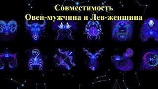 видео Гороскоп совместимости Овен на 2015 год