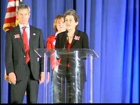 2008 Utah Democratic Convention- Patrice Arent (Pa...
