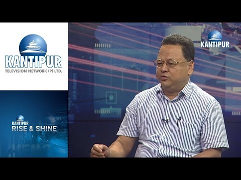 Download Youtube: Dr. Mukti Ram Shrestha interview in Rise & Shine on Kantipur Television