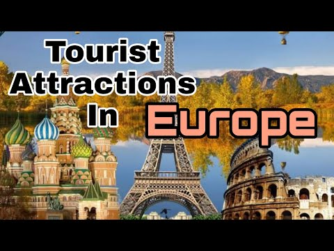 Europe- Tourist Attractions || Beautiful Places To Visit In Europe! || Explore Europe! || #Europe ||