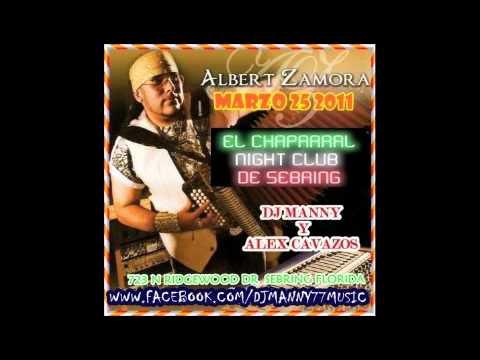 El Chaparral Albert Zamora