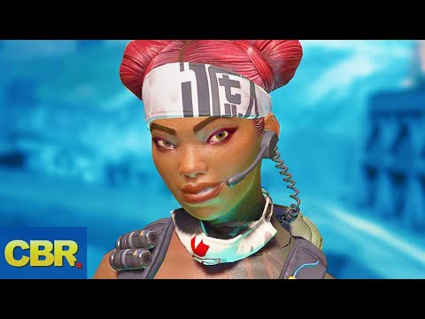 What Nobody Realized About Lifeline In Apex Legends