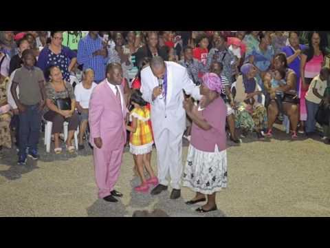 """French Guiana Healing Service 16th July, 2016!!!"""