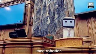 Robotterne kommer! | DR P3