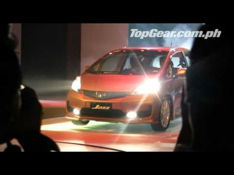 2011 Honda Jazz in the Philippines