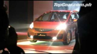 2011 Honda Jazz in the Philippines