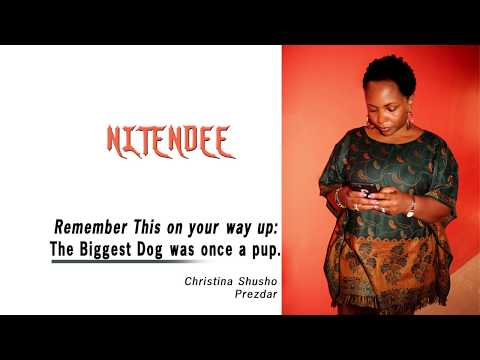 NITENDEE WITH CHRISTINA SHUSHO (OFFICIAL AUDIO)