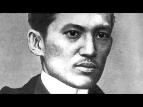 Mi Ultimo Adios (My Last Goodbye) - Jose Rizal