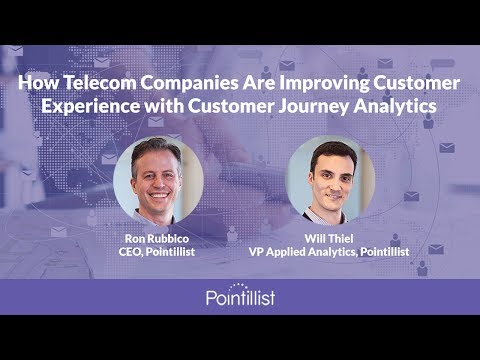How Telecom Companies are Improving Customer Experience with Customer Journey Analytics