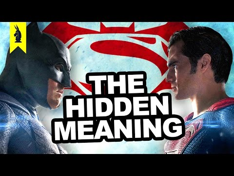 Hidden Meaning in Batman v Superman: Dawn of Justice – Earthling Cinema