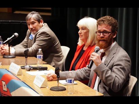 2016 Juneau Votes Statehouse Debate