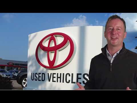 Find the Right Used Vehicle during Metro Toyota's Used Car Sales Event