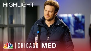 Teens with Cystic Fibrosis Have One Moment Together - Chicago Med (Episode Highlight)