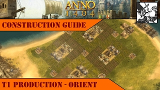 anno 1404 Dawn of Discovery  - Orient Gameplay