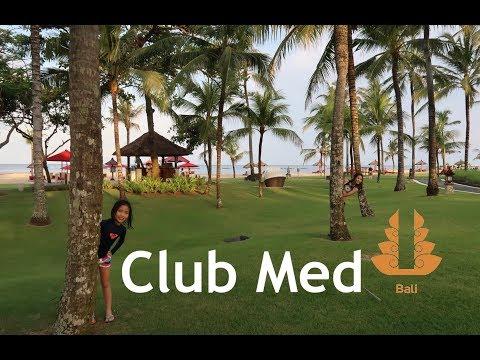 TRAVEL VLOG : CLUB MED BALI
