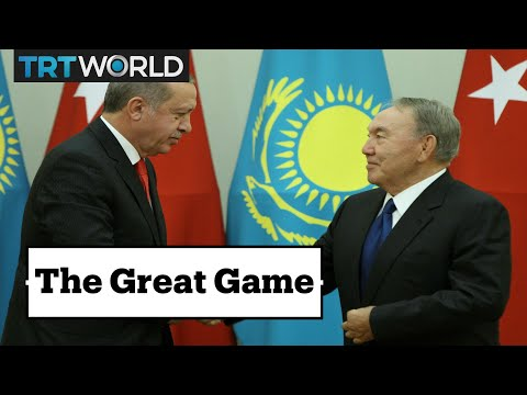 Strait Talk: Turkey, Kazakhstan and the new Great Game
