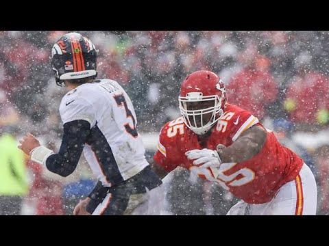 Kansas City Chiefs defensive line star Chris Jones won't play vs ...